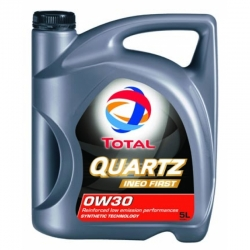 Масло моторное TOTAL Quartz INEO FIRST 0w30, 4л