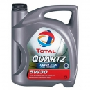Моторное масло TOTAL Quartz INEO ECS 5w30, 4 л